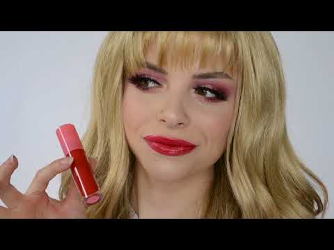Wet Cherry Lip Gloss by Lime Crime #3