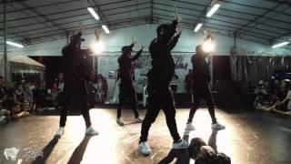 KINJAZ Showcase Radikal Forze Jam 2016 Singapore | YAK BATTLES