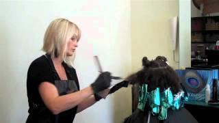 On Stage Hair Design - Creative Design Team - Trish Smith -