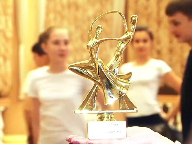 Ангарчане покорили «Танцующий мир»