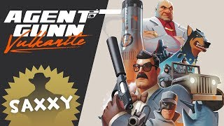 Agent Gunn: Vulkanite [Saxxy Awards 2017 Best Overall Winner]