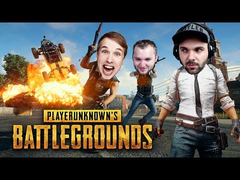 PlayerUnknown's Battlegrounds ŽIVĚ v 18:00 | Pedro, Jirka a Mates