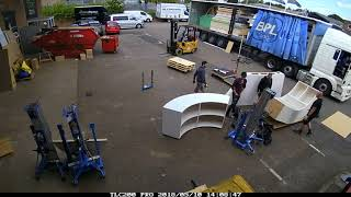 ABN Exhibition Stand Build