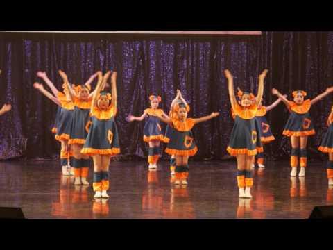 Отчетный концерт театра танца Эхо танец Банана мама