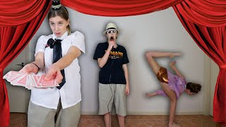 PRIMARY SCHOOL TALENT SHOWS