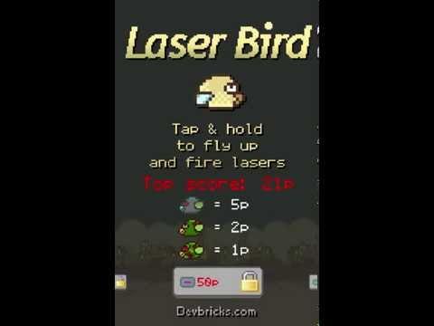 Video of Laser Bird