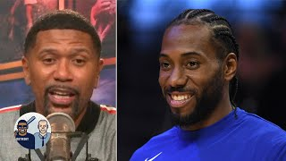 Jalen Rose's first impressions of Kawhi Leonard on the Clippers | Jalen & Jacoby