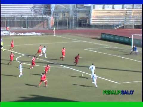immagine di anteprima del video: PIACENZA-FERALPISALO´ 2-2