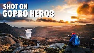 GoPro Hero 8 Black is AMAZING for Landscape Photography - Lightroom Mobile
