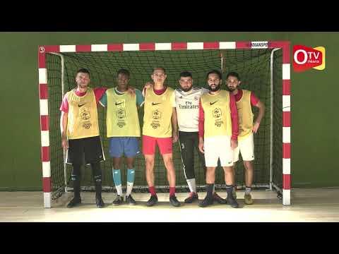 5e édition du tournoi de futsal inter-quartiers d'Orléans Métropole. 19 juillet 2020