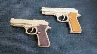 Band pdf gun rubber m9