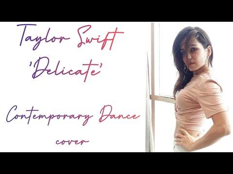 DELICATE   DANCE COVER   TAYLOR SWIFT   NISHA MAHENDRA CHOREOGRAPHY