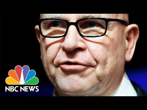 National Security Advisor H.R. McMaster Speaks At White House Briefing (Full) | NBC News