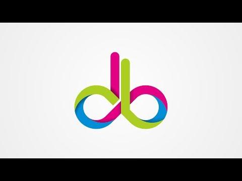 Try These Coreldraw Logo Design Tutorials Youtube {Mahindra