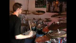 Dream Theater - About To Crash Reprise | DRUMCOVER by Mathias Biehl