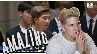 Reacting to BTS