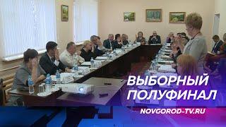 К финишному голосованию на должность главы Мошенского допустили двух кандидатов