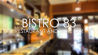 """3D Virtual Reality Tour"" Bistro 83 Restaurant and Wine Bar"