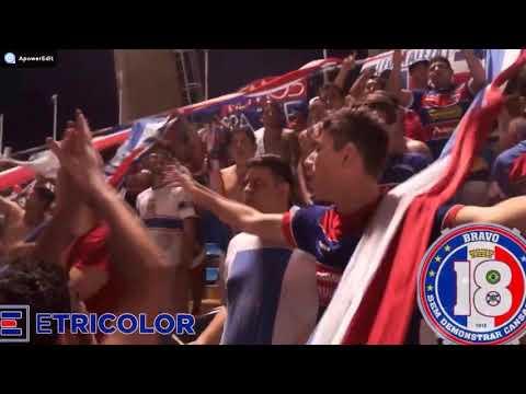 """""""Mt Bravo 18 - A banda do Pici - Fortaleza (BRA)"""" Barra: Bravo 18 • Club: Fortaleza"""