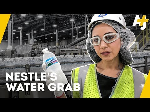 How Nestle Makes Billions Bottling Free Water