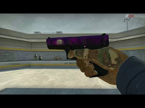 Glock 18 Moonrise New Rare Star Pattern In Game The Clutch