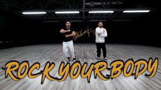 Justin Timberlake - Rock Your Body (Class Video) Choreography | MihranTV