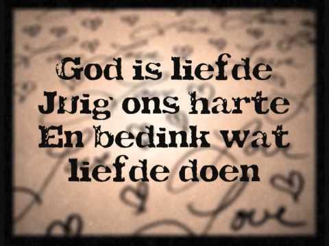 God is Liefde(Lyrics) - Retief Burger