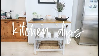 DIY Kitchen Projects And Ikea Hack Butchers Block