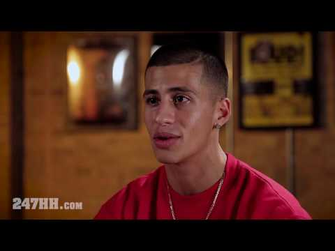 Carlito Olivero - Tweeted I Was Going To The Movies & Got Swarmed With Fans(247HH Wild Tour Stories)