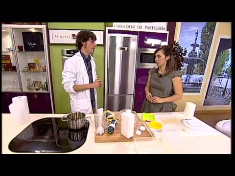 Como hacer jabón puro de oliva en 10 minutos | Ajedrea Cosmética en TG7