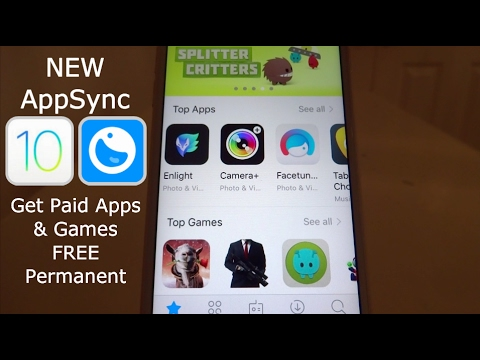 Install AppSync Unified & AppCake iOS 9 3 3/9 3 2/9 3 1 Get App paid