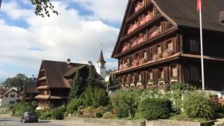 スイス発 ルツェルン湖沿いの街、メルリシャッヘン【スイス情報.com】