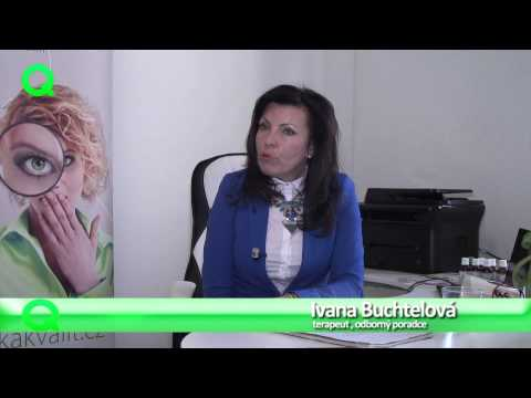 Odborný poradce a terapeut Ivana Buchtelová