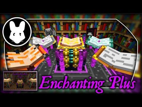 Enchanting Plus mod Bit-by-Bit by Mischief of Mice!
