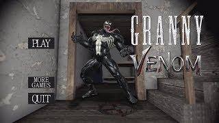 WHAT IS GRANNY WAS VENOM?   Granny (Horror Game)