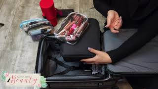 Travel Kit for Makeup Artists