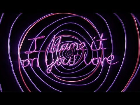 Charli XCX - Blame It On Your Love (Feat. Lizzo) [Official Lyric Video]