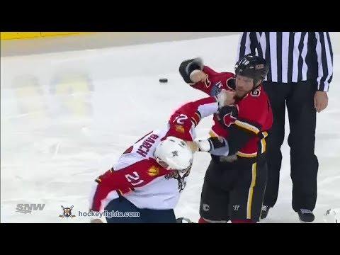 Krys Barch vs Brian McGrattan