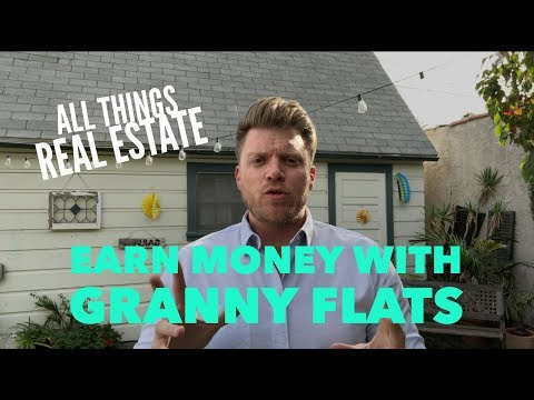 Earn Money With Granny Flats | All Things Real Estate | episode #5