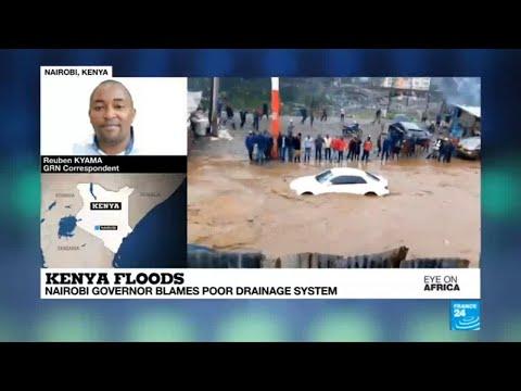 Kenya: Thousands stranded after heavy downpour,