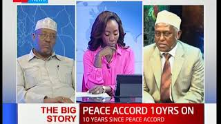 A look at the peace accord of 2008 after Kenya's worst post election violence: The Big Story