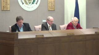 preview picture of video 'Butler County Commissioners meeting 2 11 15'
