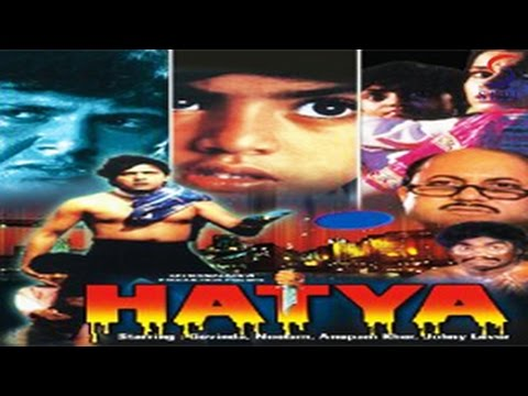 Hatya - Full Hindi Movie - Govinda, Neelam, Raj Kiran - Bollywood Action Movie HD