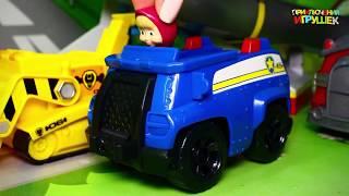 Мультфильмы для детей все серии подряд без остановки. Развивающие видео с игрушками для детей