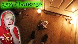 THE STRANGER RITUAL (3am Challenge) | Sam Golbach