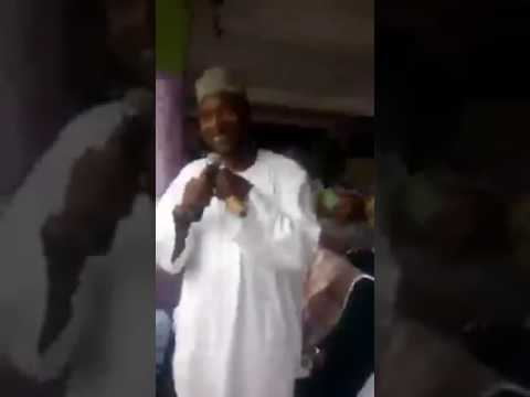 Public response to sheik habeeb,mudillu markaz, agege