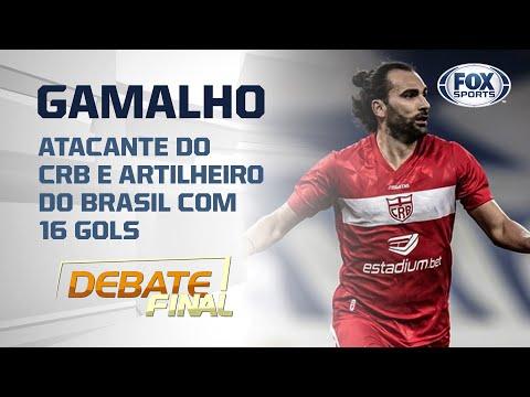 LÉO 'GAMALHOVIC'? O ARTILHEIRO DO BRASIL FALA SOBRE O APELIDO | DEBATE FINAL