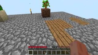 preview picture of video 'Sky Block Ep. 2 - Por FEEJ H3L4D0 : Viernes 13 de !#%&@, Mob Spawn :D...'