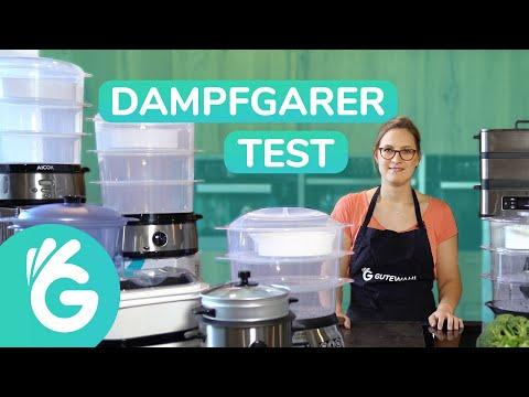 Dampfgarer Test - 10 Garer im Vergleich