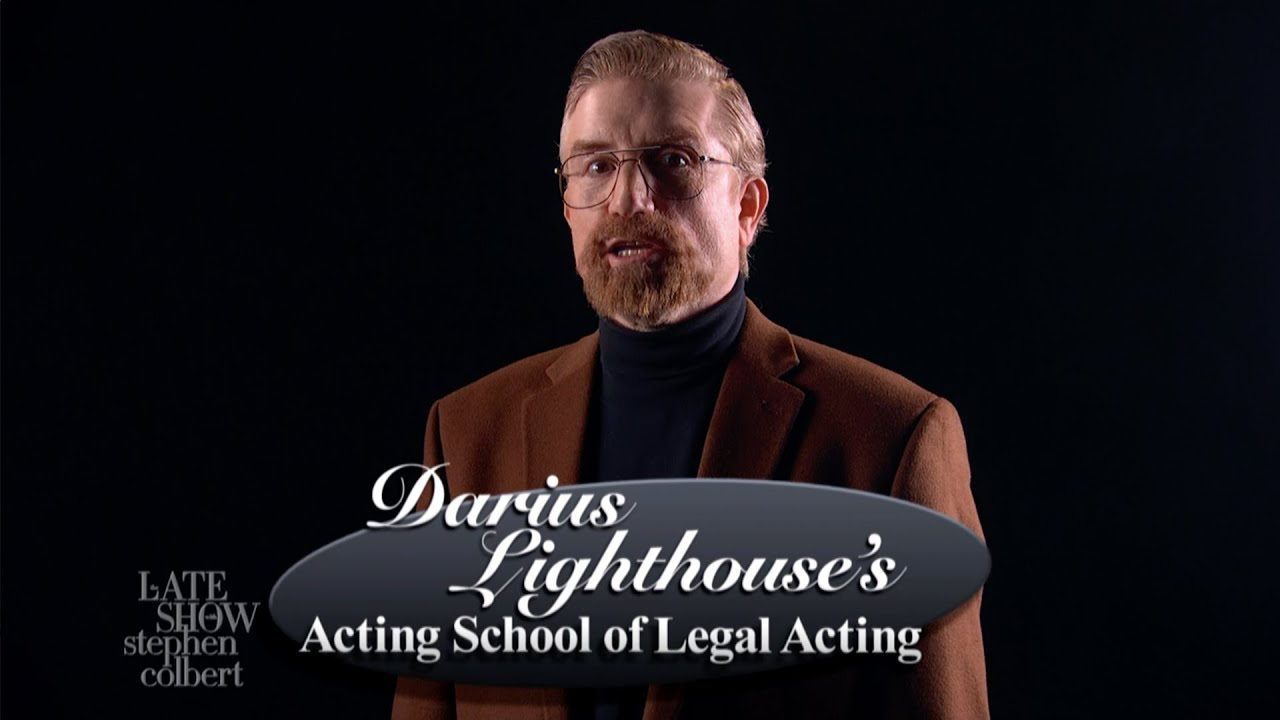 Darius Lighthouse's Acting School Of Legal Acting thumbnail